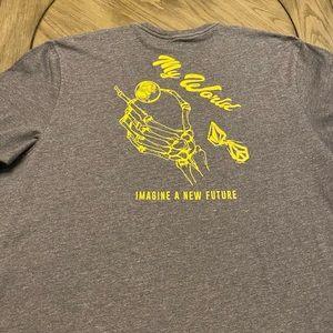 Volcom short sleeve tee shirt